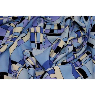 Плательная ткань Барби