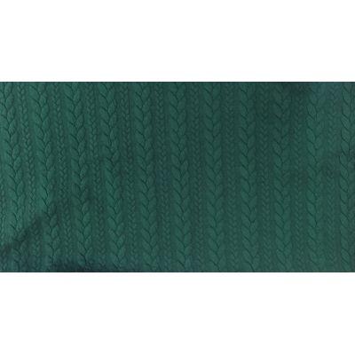 Жаккард  зеленый