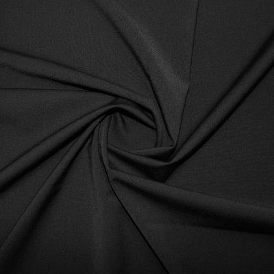 """Костюмная ткань """"черная классика"""""""